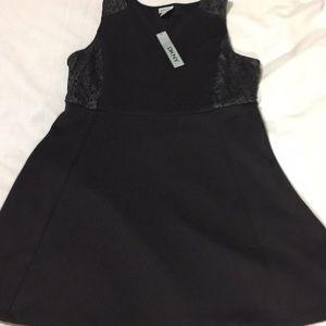 DKNK Black Dress